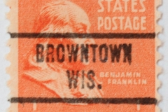 Browntown 734